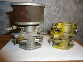 Vintage Go Kart Chainsaw Carburetors for McCulloch Engines