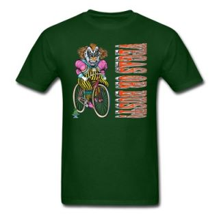 Evil Clown T Shirt Vegas or Bust T Shirt 6192764