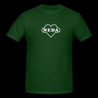NEDA HEART T Shirt 4774992