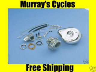 Super E Carburetor Carb Kit Harley Sportster 91 03