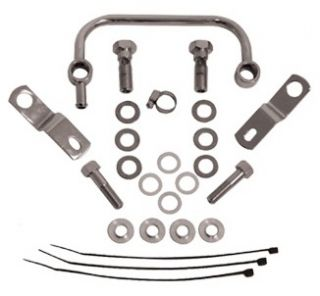 Engine Breather Manifold Kit for Harley Big Twin Evolution 93 99 Twin