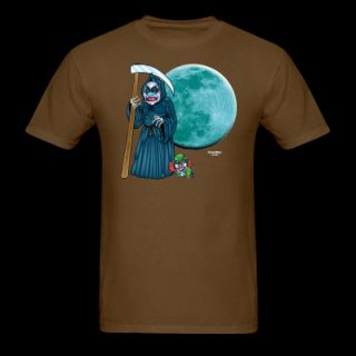 Evil Clown Grim Reaper T Shirt 6193682
