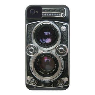Vintage antike Kamera Kasten Abdeckung iPhone 4 Case Mate Hüllen von