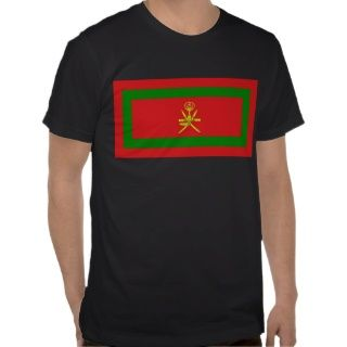 Sultan von Oman, Norwegen Shirt