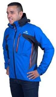 Eider Target System Goretex Active Shell Blue Man. Vêtements homme